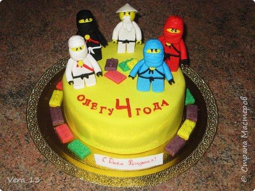 Всем привет! Накопилось много тортиков, которыми хочу с вами поделиться!  фото 19