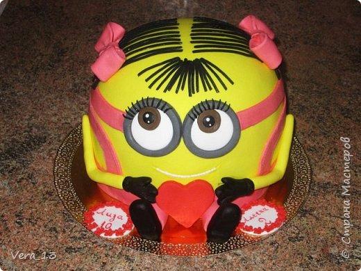 Всем привет! Накопилось много тортиков, которыми хочу с вами поделиться!  фото 23