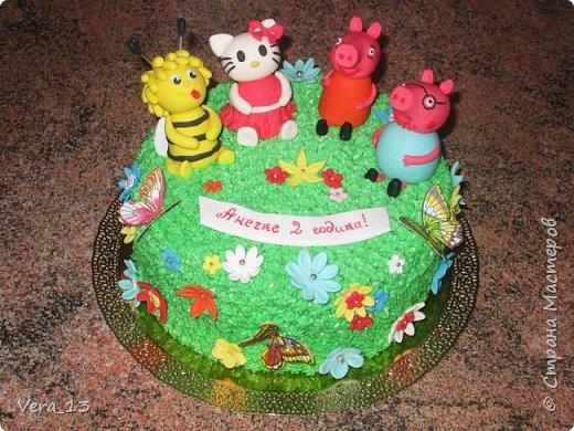 Всем привет! Накопилось много тортиков, которыми хочу с вами поделиться!  фото 24