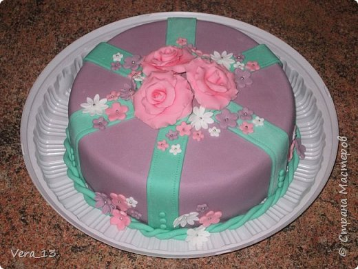 Всем привет! Накопилось много тортиков, которыми хочу с вами поделиться!  фото 25