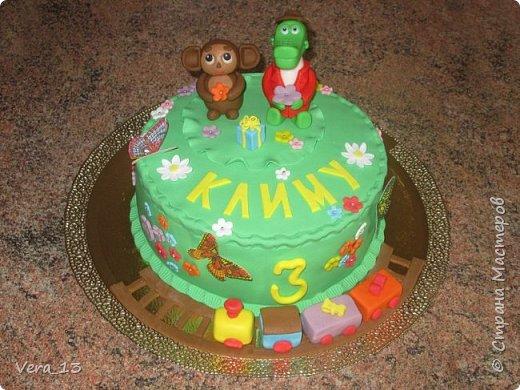 Всем привет! Накопилось много тортиков, которыми хочу с вами поделиться!  фото 27