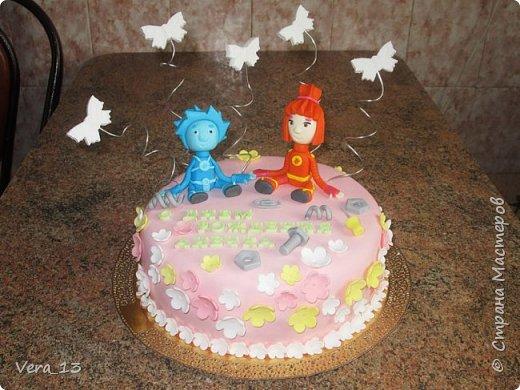Всем привет! Накопилось много тортиков, которыми хочу с вами поделиться!  фото 28