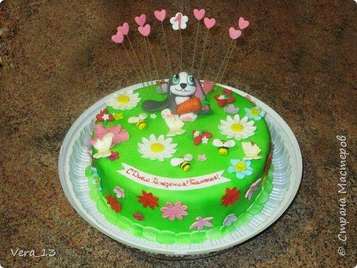 Всем привет! Накопилось много тортиков, которыми хочу с вами поделиться!  фото 6
