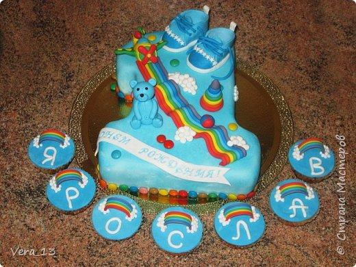 Всем привет! Накопилось много тортиков, которыми хочу с вами поделиться!  фото 9