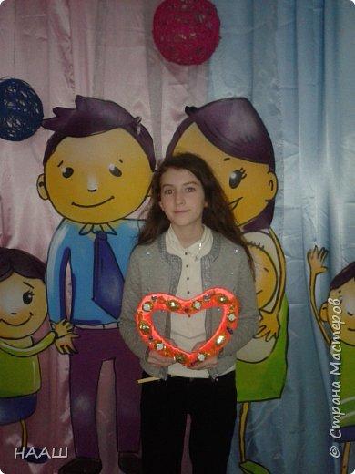 Перед 8 марта пятиклассники делали такие красивые и сладкие сердца! Все очень старались! Результат их очень порадовал. Надеюсь и мам тоже)) фото 1