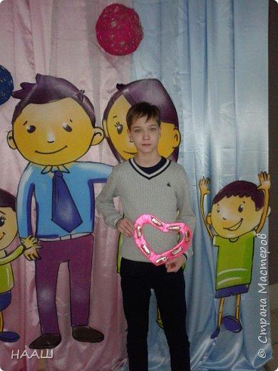 Перед 8 марта пятиклассники делали такие красивые и сладкие сердца! Все очень старались! Результат их очень порадовал. Надеюсь и мам тоже)) фото 3