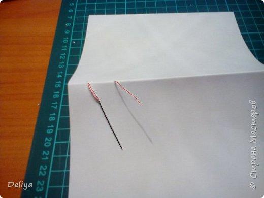 Обещанный МК по обложке Блокнота, но я решила, что нужно начать с самого начала. Итак, блок бумаги, листов блокнота. Я взяла маленький размер листочков 21*14 см фото 7