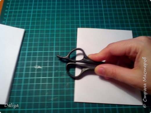 Обещанный МК по обложке Блокнота, но я решила, что нужно начать с самого начала. Итак, блок бумаги, листов блокнота. Я взяла маленький размер листочков 21*14 см фото 3