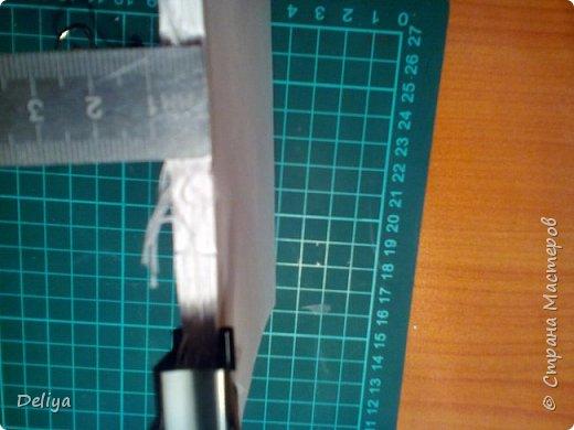Обещанный МК по обложке Блокнота, но я решила, что нужно начать с самого начала. Итак, блок бумаги, листов блокнота. Я взяла маленький размер листочков 21*14 см фото 15