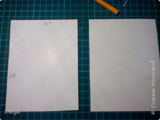 МК №2 по созданию блокнота в мягкой тканевой обложке фото 2