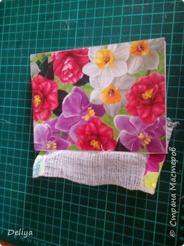 МК №2 по созданию блокнота в мягкой тканевой обложке фото 16