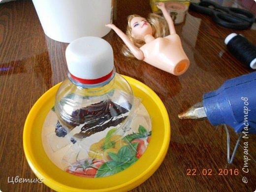 """Добрый день уважаемые мастерицы СМ и мои гости!  Хочу поделиться с вами как я делаю куклу-шкатулку и очень надеюсь, что мой МК вам понравится и будет в помощь.  В данном варианте сделана кукла на тему: """"""""Лето НЕ За горами"""".   Жду ваши комментарии и вопросы))) Заранее благодарю.   фото 3"""