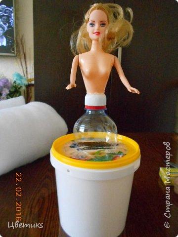 """Добрый день уважаемые мастерицы СМ и мои гости!  Хочу поделиться с вами как я делаю куклу-шкатулку и очень надеюсь, что мой МК вам понравится и будет в помощь.  В данном варианте сделана кукла на тему: """"""""Лето НЕ За горами"""".   Жду ваши комментарии и вопросы))) Заранее благодарю.   фото 4"""