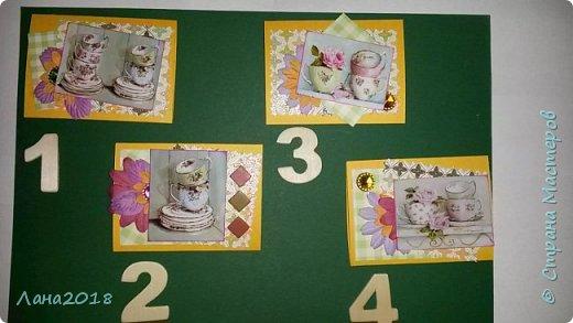 """АТС Серия называется """"Элегия"""" состоит из 4 карточек свободна №1 фото 4"""