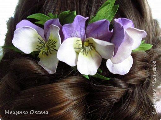 Цветы из фоамирана фото 1