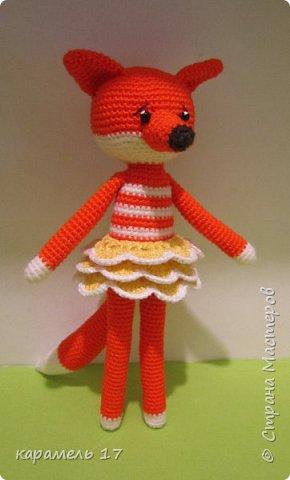Мишка-девочка Мишель. фото 5