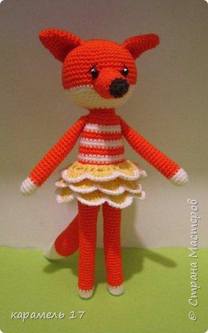 Мишка-девочка Мишель. фото 6