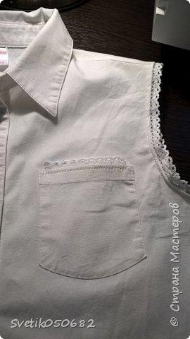 Рубашка на лето фото 5
