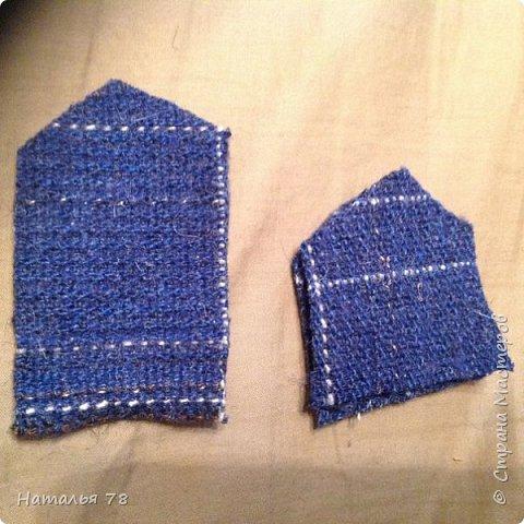 Вот такая брошь у меня получилась, делала ее для пончо, цвета драпа, из которого выполнены лепестки. фото 6