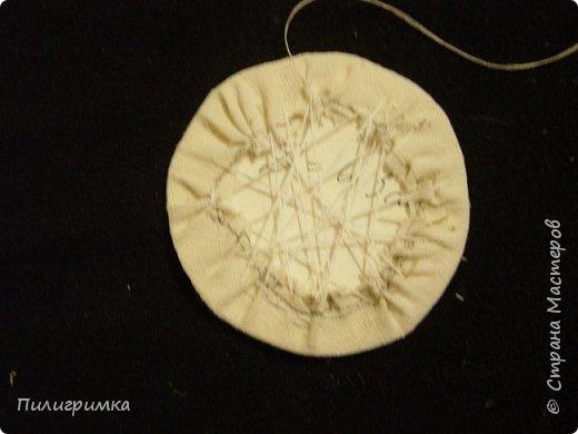 Как сшить голову для ангела смотрим по ссылке http://stranamasterov.ru/node/1011350 фото 10