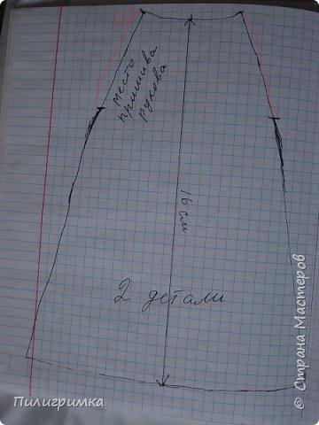 Как сшить голову для ангела смотрим по ссылке http://stranamasterov.ru/node/1011350 фото 12