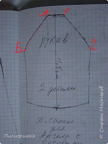 Как сшить голову для ангела смотрим по ссылке http://stranamasterov.ru/node/1011350 фото 13