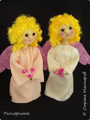 Как сшить голову для ангела смотрим по ссылке http://stranamasterov.ru/node/1011350 фото 21