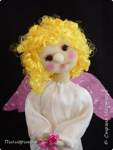 Как сшить голову для ангела смотрим по ссылке http://stranamasterov.ru/node/1011350 фото 22