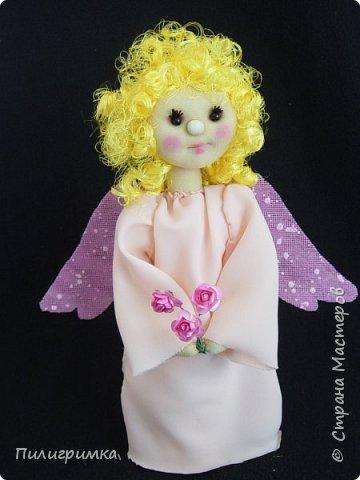 Как сшить голову для ангела смотрим по ссылке http://stranamasterov.ru/node/1011350 фото 23