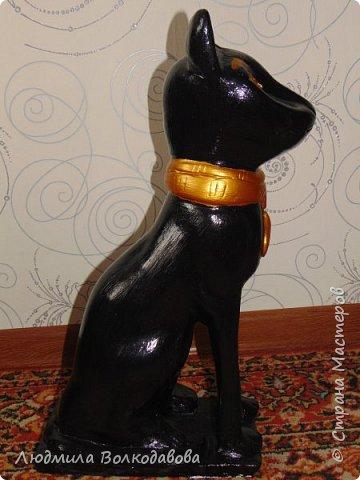 Добрый день! Дорогие друзья, представляю вашему вниманию египетскую кошечку. фото 4