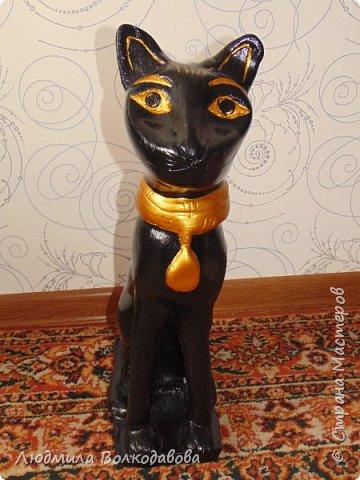 Добрый день! Дорогие друзья, представляю вашему вниманию египетскую кошечку. фото 5
