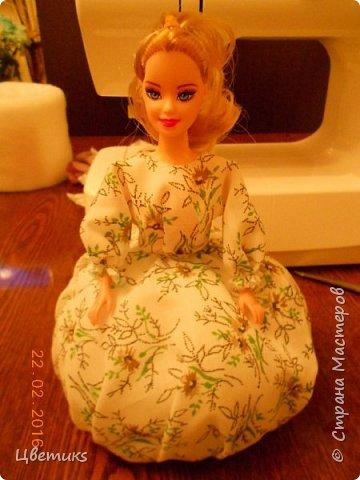 """Добрый день уважаемые мастерицы СМ и мои гости!  Хочу поделиться с вами как я делаю куклу-шкатулку и очень надеюсь, что мой МК вам понравится и будет в помощь.  В данном варианте сделана кукла на тему: """"""""Лето НЕ За горами"""".   Жду ваши комментарии и вопросы))) Заранее благодарю.   фото 20"""