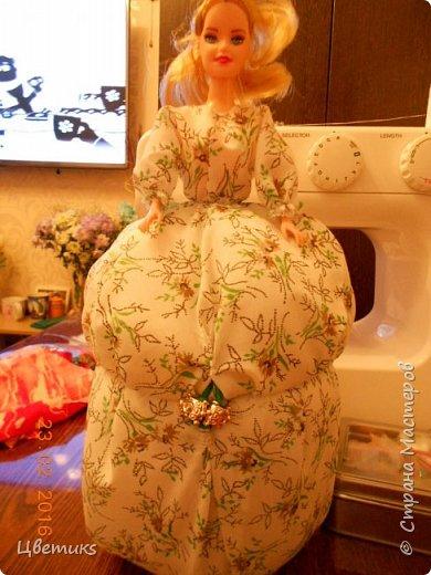 """Добрый день уважаемые мастерицы СМ и мои гости!  Хочу поделиться с вами как я делаю куклу-шкатулку и очень надеюсь, что мой МК вам понравится и будет в помощь.  В данном варианте сделана кукла на тему: """"""""Лето НЕ За горами"""".   Жду ваши комментарии и вопросы))) Заранее благодарю.   фото 28"""