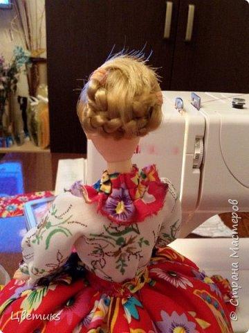 """Добрый день уважаемые мастерицы СМ и мои гости!  Хочу поделиться с вами как я делаю куклу-шкатулку и очень надеюсь, что мой МК вам понравится и будет в помощь.  В данном варианте сделана кукла на тему: """"""""Лето НЕ За горами"""".   Жду ваши комментарии и вопросы))) Заранее благодарю.   фото 34"""