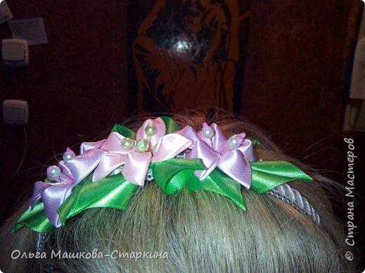 Цветочки ...ободочки ))) фото 3