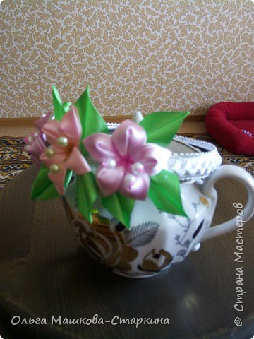 Цветочки ...ободочки ))) фото 1