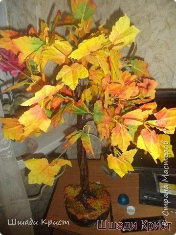 деревья искусственные в миниатюре. фото 4
