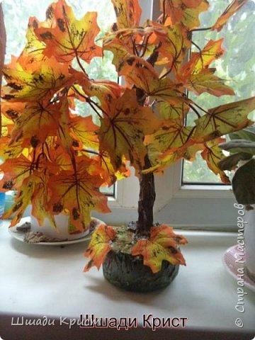 деревья искусственные в миниатюре. фото 3