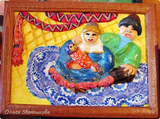 По мотивам Казахских сказок...  фото 1