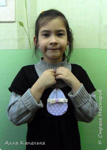 А мы все с детишками на занятиях в объединении по интересам готовимся к Пасхе.  фото 3