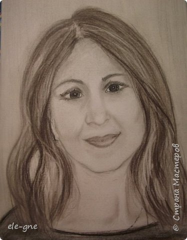 Попросили нарисовать портрет фото 2