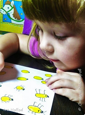 именно таких паучков мы и будем рисовать..Малышам очень нравится. фото 10