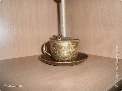 мой первый кофейный топиарий. фото 2
