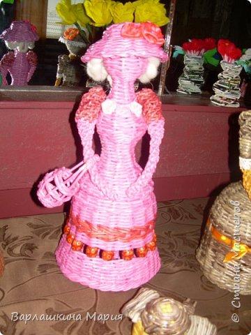 Плетенные подарки для родных! фото 3
