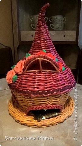 Плетенные подарки для родных! фото 4