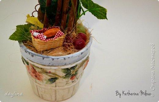 Всем привет! Захотелось сделать что-то ягодное и весеннее)) А еще зеленой травки и пикника)) фото 3