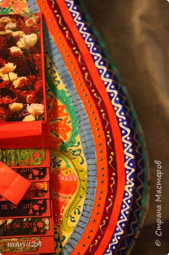 Добрый день,уважаемые мастера и  мастерицы. Хочу сегодня вам показать альбом, который я сделала для  моих родителей.  Моя мама большая любительница цветов (надо сказать они отвечают ей взаимностью). И она не только любит их выращивать, она обожает всевозможные выставки, парады и т.п. события из жизни цветов.  В прошлом году мои родители с моим старшим сыном посетили Стамбул, в котором ежегодно весной проходит выставка тюльпанов. Этому путешествию и посвящен мой альбом. С обложкой к этому альбому я участвовала в конкурсе пейп-арта, который устроила гениальный мастер Татьяна Сорокина. Спасибо всем девочкам, которые голосовали за мою работу. фото 14