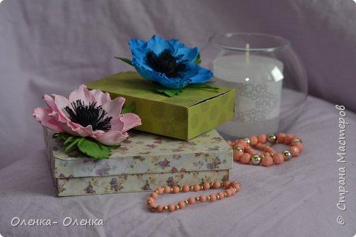 Добрый вечер!  Я очень люблю цветы, они прекрасны.Каждый цветок он неповторим:хрупкий,нежный, величественный.Некрасивых цветов нет.Цветы так быстро увядают,но многие мастера создают их из разных материалов,и я учусь у многих мастеров . Одним из материалов для создания цветов есть фоамиран,и это мои первые работы с этим замечательным материалом . фото 7
