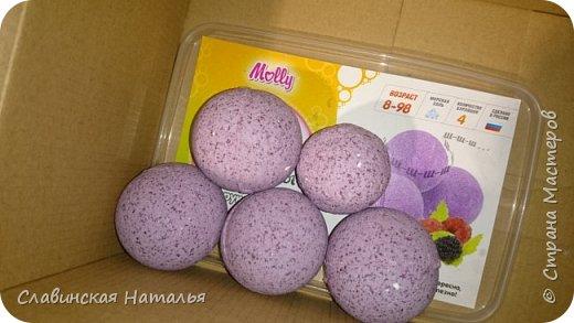 """""""Бурляшки"""" шарики для ванны сделали сегодня сохнуть будут 24 часа... Сын недождется когда будем пробовать...  фото 1"""