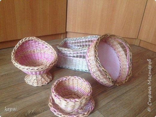 Мои плетеночки. фото 1
